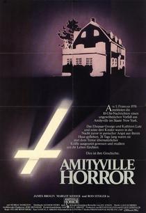 Terror em Amityville - Poster / Capa / Cartaz - Oficial 1