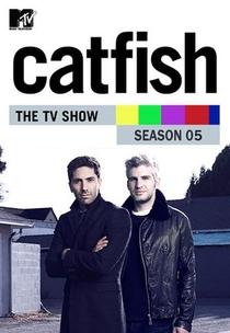 Catfish: A Série (5ª Temporada) - Poster / Capa / Cartaz - Oficial 2
