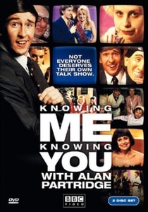 Knowing Me, Knowing You with Alan Partridge - Poster / Capa / Cartaz - Oficial 1
