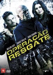 Operação Resgate - Poster / Capa / Cartaz - Oficial 3
