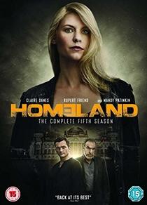 Homeland (5ª Temporada) - Poster / Capa / Cartaz - Oficial 3
