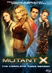 Mutante X (1ª Temporada) - Poster / Capa / Cartaz - Oficial 1