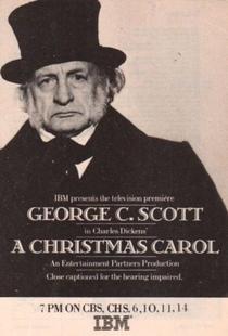 Um Conto de Natal - Poster / Capa / Cartaz - Oficial 2