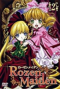 Rozen Maiden (1ª Temporada) - Poster / Capa / Cartaz - Oficial 8