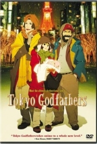 Tokyo Godfathers - Poster / Capa / Cartaz - Oficial 5