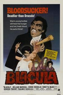 Blacula, O Vampiro Negro - Poster / Capa / Cartaz - Oficial 1