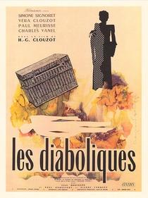 As Diabólicas - Poster / Capa / Cartaz - Oficial 8