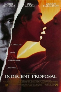 Proposta Indecente - Poster / Capa / Cartaz - Oficial 3