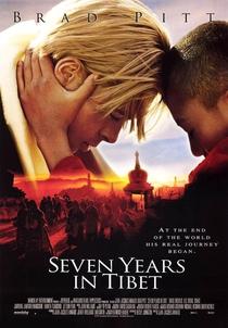 Sete Anos no Tibet - Poster / Capa / Cartaz - Oficial 4