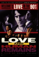 Amor e Restos Humanos (Love & Human Remains)