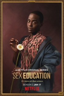 Sex Education (2ª Temporada) - Poster / Capa / Cartaz - Oficial 3