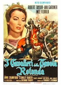 Os Cavaleiros da Távola Redonda  - Poster / Capa / Cartaz - Oficial 6
