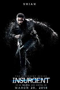 A Série Divergente: Insurgente - Poster / Capa / Cartaz - Oficial 16