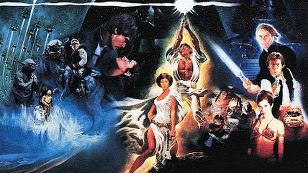 GARGALHANDO POR DENTRO: Erros de Gravação | Star Wars Episódios IV, V e VI