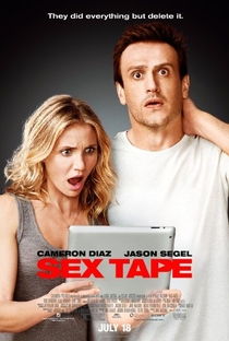 Sex Tape - Perdido na Nuvem - Poster / Capa / Cartaz - Oficial 4