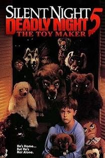 Natal Sangrento 5 - Horror na Loja de Brinquedos - Poster / Capa / Cartaz - Oficial 1