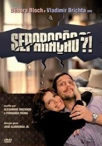 Separação - Poster / Capa / Cartaz - Oficial 1