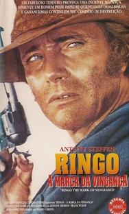 Ringo - A Marca da Vingança - Poster / Capa / Cartaz - Oficial 1