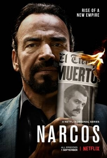 Narcos (3ª Temporada) - Poster / Capa / Cartaz - Oficial 1