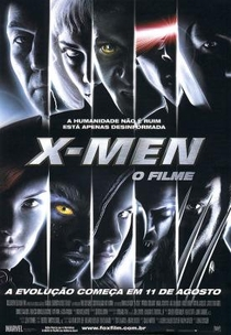 X-Men: O Filme - Poster / Capa / Cartaz - Oficial 1