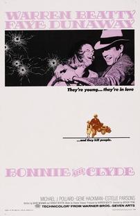 Bonnie e Clyde - Uma Rajada de Balas - Poster / Capa / Cartaz - Oficial 3