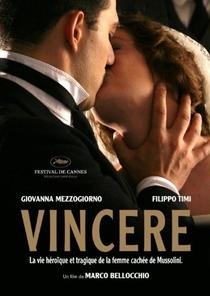 Vincere - Poster / Capa / Cartaz - Oficial 4