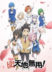 Ai Tenchi Muyo! - Poster / Capa / Cartaz - Oficial 1