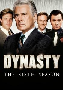 Dinastia (6ª Temporada)  - Poster / Capa / Cartaz - Oficial 1