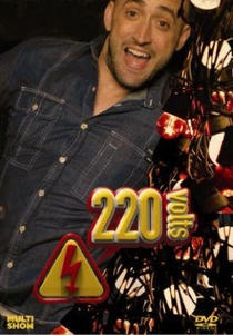 220 Volts (3ª Temporada) - Poster / Capa / Cartaz - Oficial 2