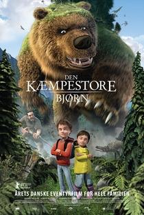 O Grande Urso - Poster / Capa / Cartaz - Oficial 2