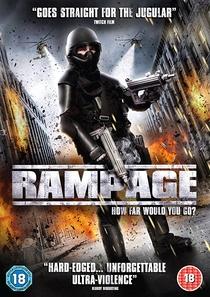Rampage – Sede de Vingança - Poster / Capa / Cartaz - Oficial 4
