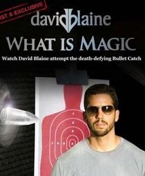 David Blaine - O Que é Mágica? - Poster / Capa / Cartaz - Oficial 1
