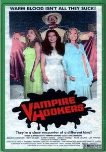 Vampire Hookers - Poster / Capa / Cartaz - Oficial 2
