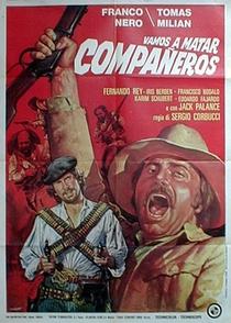 Companheiros - Poster / Capa / Cartaz - Oficial 1