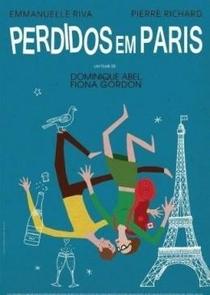 Perdidos em Paris - Poster / Capa / Cartaz - Oficial 4