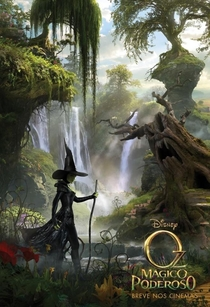 Oz: Mágico e Poderoso - Poster / Capa / Cartaz - Oficial 6