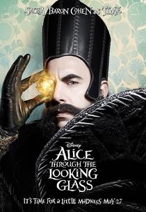 Alice Através do Espelho - Poster / Capa / Cartaz - Oficial 16
