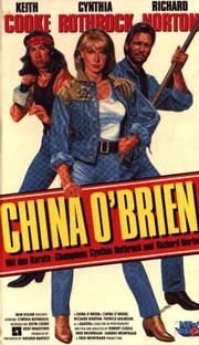 China O'Brien - Uma Kickboxer a Serviço da Lei - Poster / Capa / Cartaz - Oficial 1