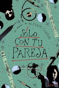 Sólo Con Tu Pareja - Poster / Capa / Cartaz - Oficial 1