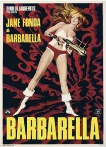 Barbarella - Poster / Capa / Cartaz - Oficial 10