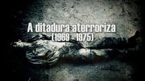 A ditadura aterroriza (1969-1975) - Poster / Capa / Cartaz - Oficial 1