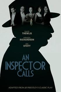 An Inspector Calls - Poster / Capa / Cartaz - Oficial 3