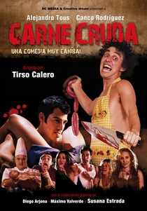 Carne Crua - Poster / Capa / Cartaz - Oficial 1