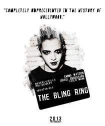 Bling Ring - A Gangue de Hollywood - Poster / Capa / Cartaz - Oficial 5