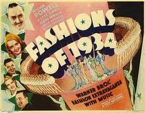 Modas de 34 - Poster / Capa / Cartaz - Oficial 1