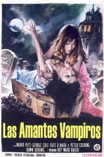 Carmilla - A Vampira de Karnstein - Poster / Capa / Cartaz - Oficial 1
