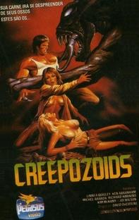Creepozoids - Poster / Capa / Cartaz - Oficial 1