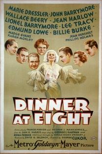 Jantar às Oito - Poster / Capa / Cartaz - Oficial 3