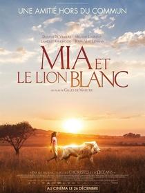 A Menina e o Leão - Poster / Capa / Cartaz - Oficial 3