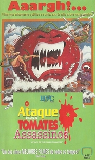 Ataque dos Tomates Assassinos - Poster / Capa / Cartaz - Oficial 2